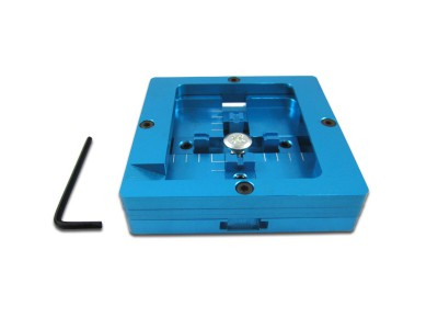 New Blue BGA Reballing Jig 80X80mm BGA Reballing Station