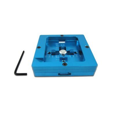 80x80mm Single Frame BGA Reballing Reball Repair Stencil Fixture Base Welder Station Kits
