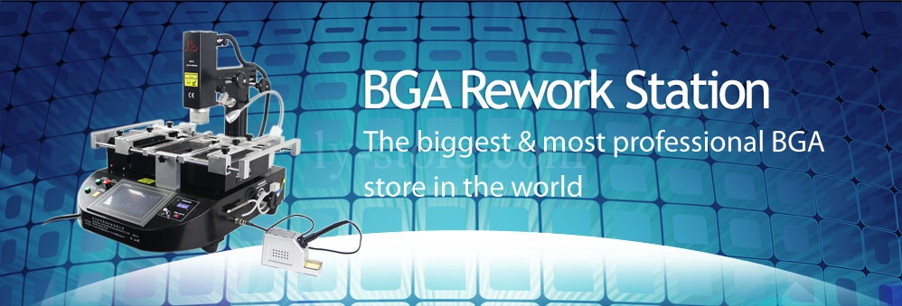 The biggest & most professional BGA store in the world