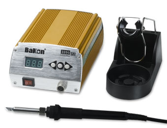 120W Switching Power Digital Soldering Station BK3200 Electric Soldering iron