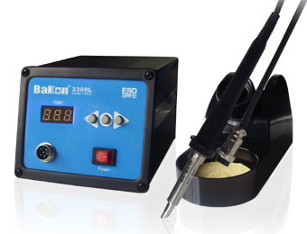 150W high frequency soldering station BK3300L electric soldering iron