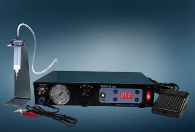 BAKON BK893 Multifunction Professional Precise Digital adjustable Full Auto Glue Dispenser pedal control 220V