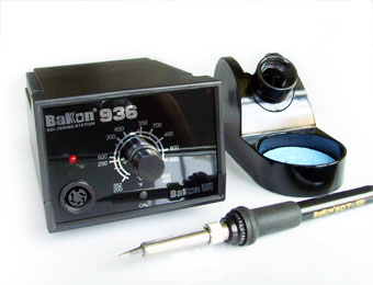 60W BK936 analog SMD soldering station electric soldering iron