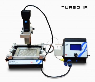 Benchtop Rework station Jovy Turbo IR for mobile phone repairing