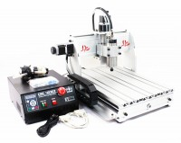 CNC 3040 Z-S 800W Milling Router Engraving Machine Desktop Engraver
