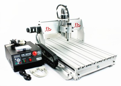 CNC 6040 Z-S80 1.5KW Milling Router Engraving Machine Desktop Engraver