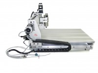 CNC 6040 Z-S80 1.5KW 4 Axis Milling Router Engraving Machine Desktop Engraver