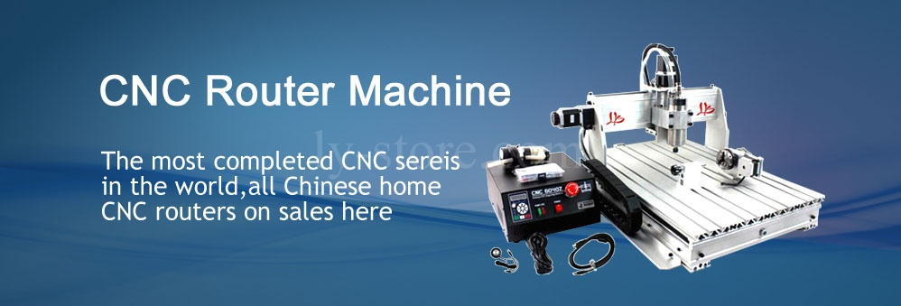 The most completed CNC sereis in the world,all Chinese home CNC routers on sales here