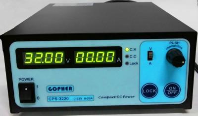 CPS3220 Precision Compact Digital Adjustable DC Power Supply OVP/OCP/OTP   Low Power CPS-3220 32V20A 220V 0.01V/0.01A