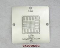 BGA Reballing Stencil 80mm * 80mm PS4 Stencil CXD90026G