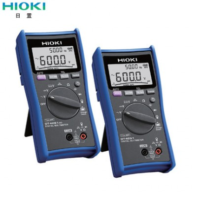 HIOKI DT4252 DIGITAL MULTIMETER Speedy Performance of Professional Testing !!NEW!!