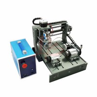 Engraving machine 2030 2 in 1 CNC Router Engraving Drilling and Milling Machine LPT with USB