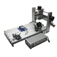Engraving machine DIY CNC 3060 metal CNC Router 3 axis 4 axis 5 axis Engraving Drilling and Milling Machine