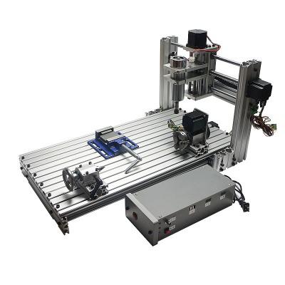 Engraving machine DIY CNC 3060 metal CNC Router 3 axis 4 axis 5 axis Engraving Drilling and Milling Machine