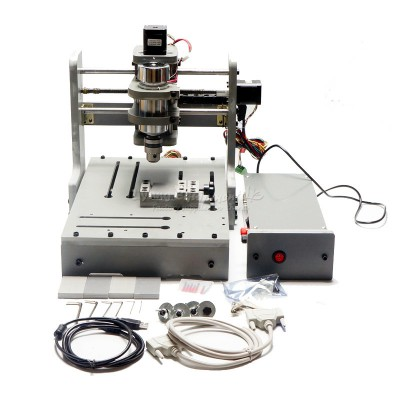 Engraving machine DIYCNC mini CNC Router Engraving Drilling and Milling Machine