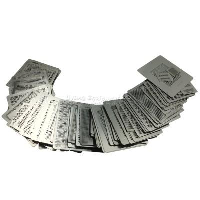 Direct heating BGA reballing stencil kit 433 pcs/set brand new original free gift direct heat jig