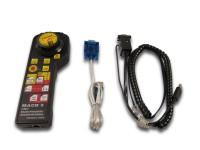 CNC Mach3 USB Electronic Handwheel Manual Controller MODBUS MPG + one linking caple