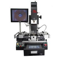 High quality LY G620 BGA rework station, three temperature zones, touch screen