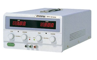 single output, 180W, linear DC power supply GPR-1810HD