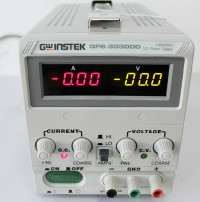 DC Power Supply Instek GPS-3030DD single 0-30V / 0-3A best power dual   display