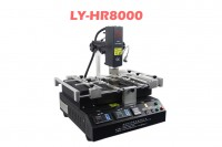 LY HR8000   BGA Rework Station,3 zones,hot air