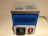 Honton HT-1212 pre heater, Constant temperature heating plate station for BGA reballing hot plate