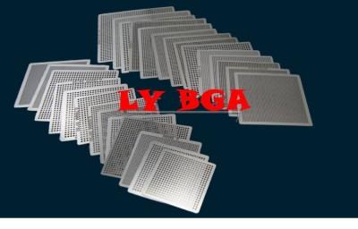 27 pcs/set Direct Heat Universal Stencils 0.25, 0.3, 0.35, 0.4, 0.45, 0.5, 0.55, 0.6, 0.65, 0.76mm