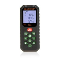 MiLESEEY S2A 40M Laser Distance Meter Area Volume Measuring Instrument Multi-line Display Distance Measurer Laser Rangefinder