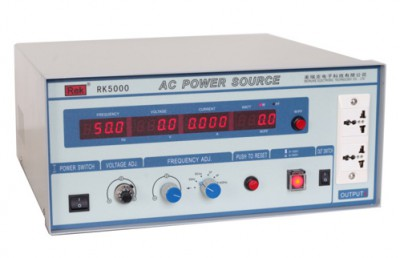 3000VA single genuine original US Rick RK5003 standard phase AC variable frequency power supply