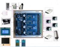 Intelligent 4 Axis  cnc  stepper motor driver  kit TB6600