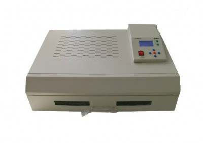 PUHUI T-962C Reflow oven, Infrared IC Heater SMD reflow soldering station T962C 2500W 400*600mm