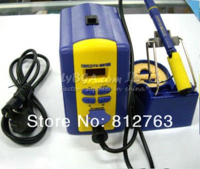 220/110V HAKKO FX-951 FX951 solder soldering station with 1 free t12-k