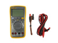 Original Fluke 17B+ F17B+ Digital Multimeter, with temperature probe can measure temperature