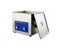 PS-60 360W 15L Jeken Ultrasonic Cleaner with free basket for motherboard & video card cleaning