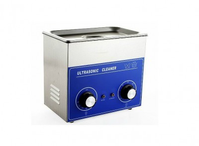 Jeken PS-20 120W Ultrasonic Cleaning machine 3.2L with free cleaning basket