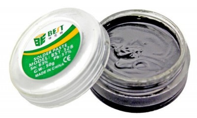 BEST-328 BGA solder paste solder flux 50g (Japan Handa raw materials)