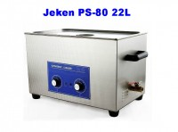 PS-80 480W 22L Jeken Ultrasonic Cleaner with free cleaning basket
