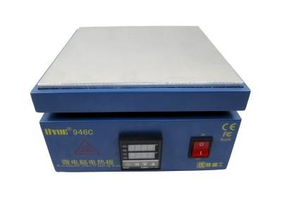 YOUYUE 946C 110/220V 850W BGA preheater 200X200mm digital thermostat platform heating plate preheating station
