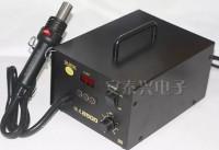 Quaker QUICK 850D Digital ESD Hot Air Rework Station Stubbs blowing hot air gun soldering station Original