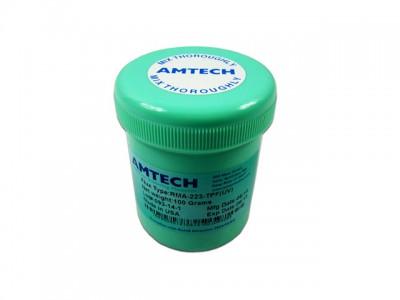 The original AMTECH RMA-223-TPF help solder paste solder flux welding paste 100g