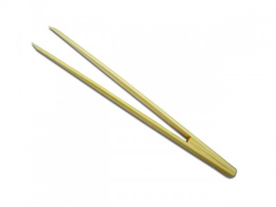 Best bamboo stamp tweezers/tongs 15cm