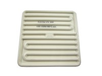 plate heat exchanger IR9000 top ceramic heating plate 250W for bga rework station, white, 110V/220V Optional