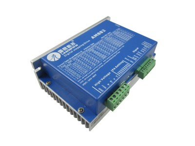 Leadshine 2-phase High-precision stepper drive AM882 fit NEMA 23-34 mode motor work 36-80VDC out 1.0A-8.2A