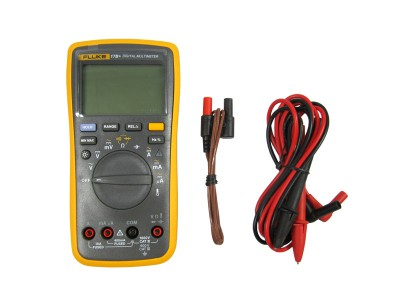 Authentic Brand New Fluke 17B+ F17B Digital Multimeter,15B+ Warranty, Drop shipping support