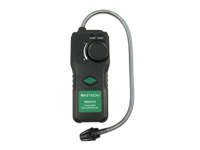 HYELEC MS6310 High Accuracy Combustible Gas Leak Detector With Sound Light Alarm Gas Analyzer Meter Analizador de gases