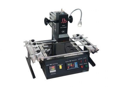 LY IR6500 V.2 infrared bga rework station,motherboard repair machine,with pcb jig.smd repairing machine