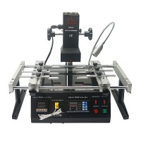 Free shipping LY IR6500 v.2 Dark infrared 2 stages BGA Rework Station