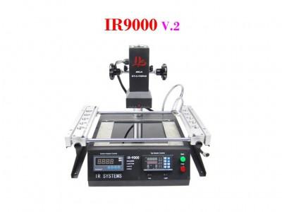 220V/110V IR BGA rework station LY IR9000 V.2 with original Germany Elstein ceramic heating plate and K-type thermocouple