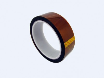 High Temperature Resistant Kapton Tape 33m, width options for 5mm, 10mm, 15mm, 20mm, 25mm, 30mm, 50mm