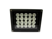 20W LED Fast UV Glue Dryer Light For Mobile LCD Refurbishment, UV Shadowless Lamp With 20pcs LED Bulbs